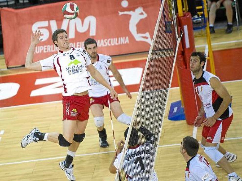El Multicaja Fábregas Sport venció al Tarragona SP i SP el pasado sábado.