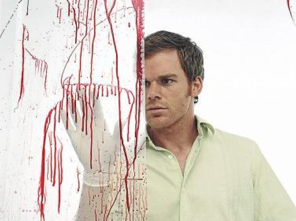 Michael C. Hall, 'Dexter', de nuevo en Cuatro.