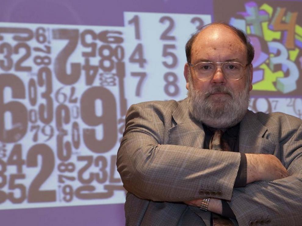 Claudi Alsina, catedrático de Matemáticas de la Universidad Politécnica de Cataluña