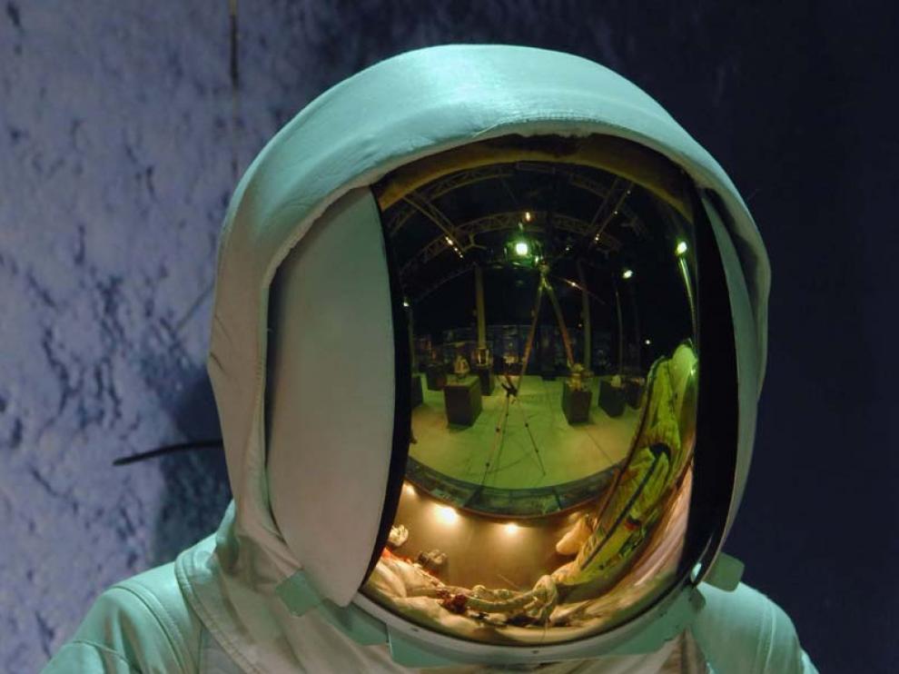 'Vivir en el espacio', en el Parque de las Ciencias de Granada