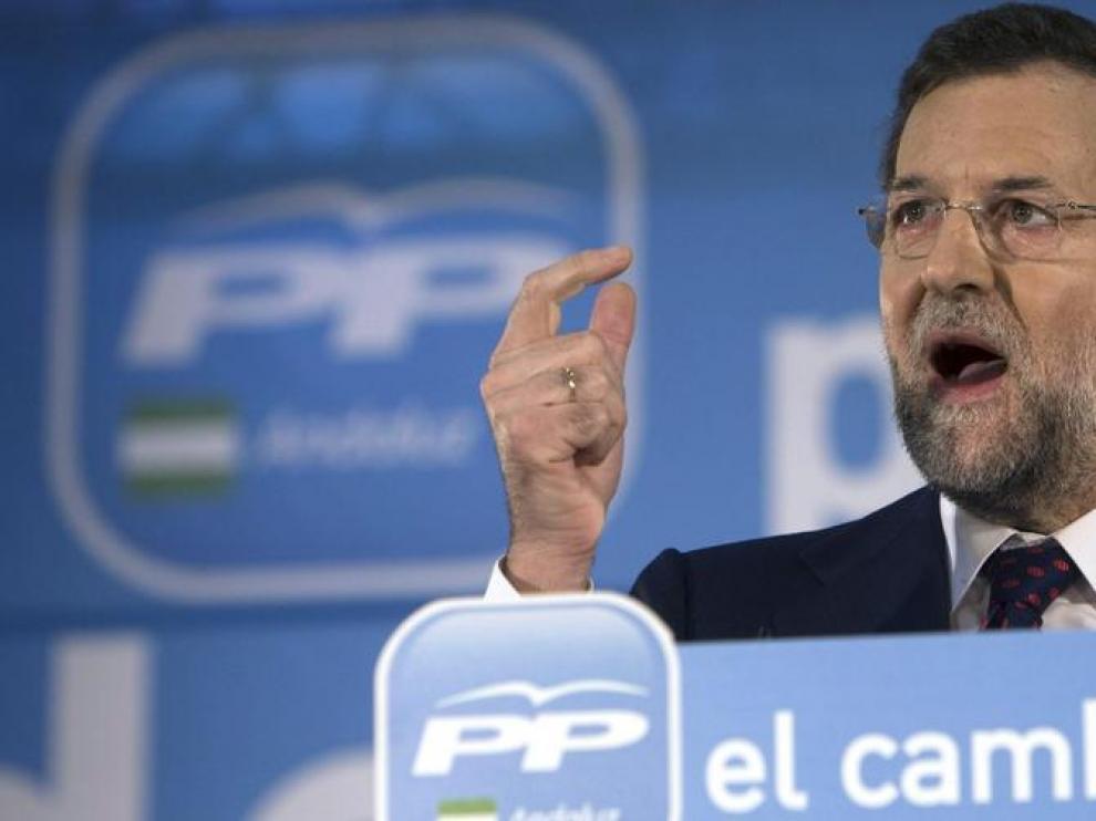 Rajoy dice que no es el momento de subir los impuestos
