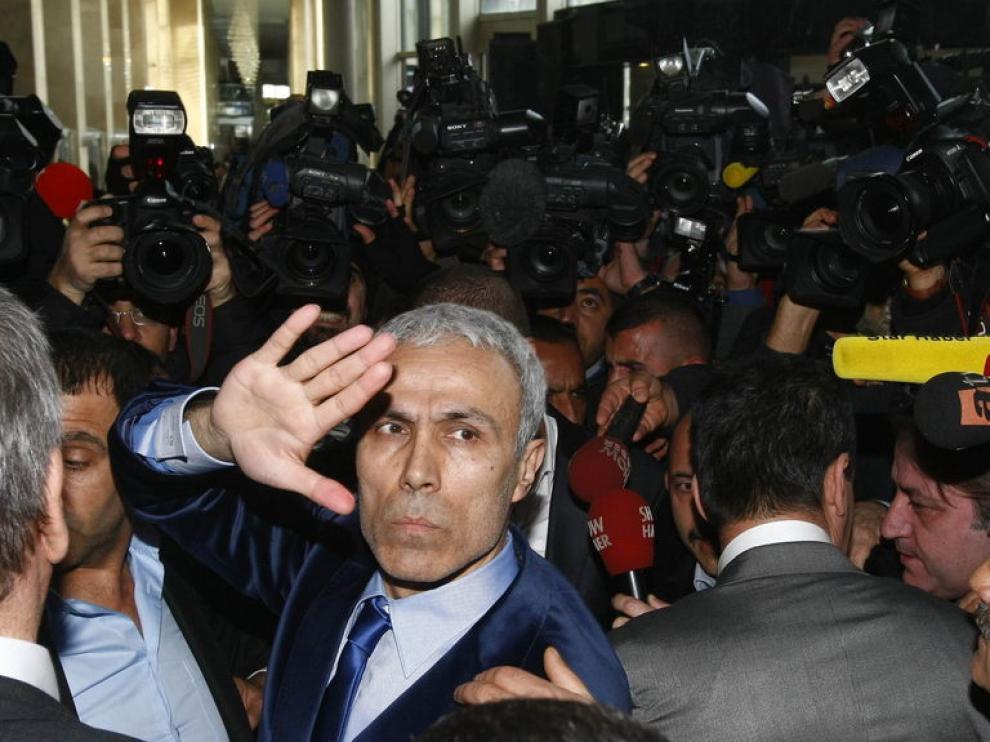Ali Agca atentó contra el Papa Juan Pablo II en 1981