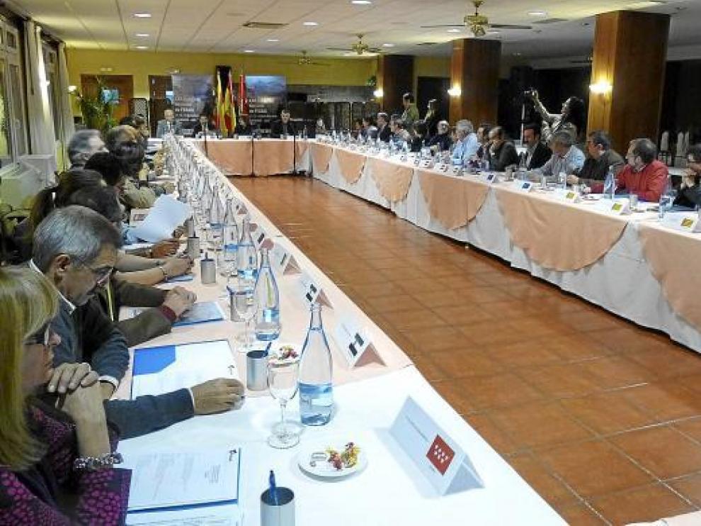 Los asistentes al congreso trasladarán las conclusiones al Ministerio de Educación.
