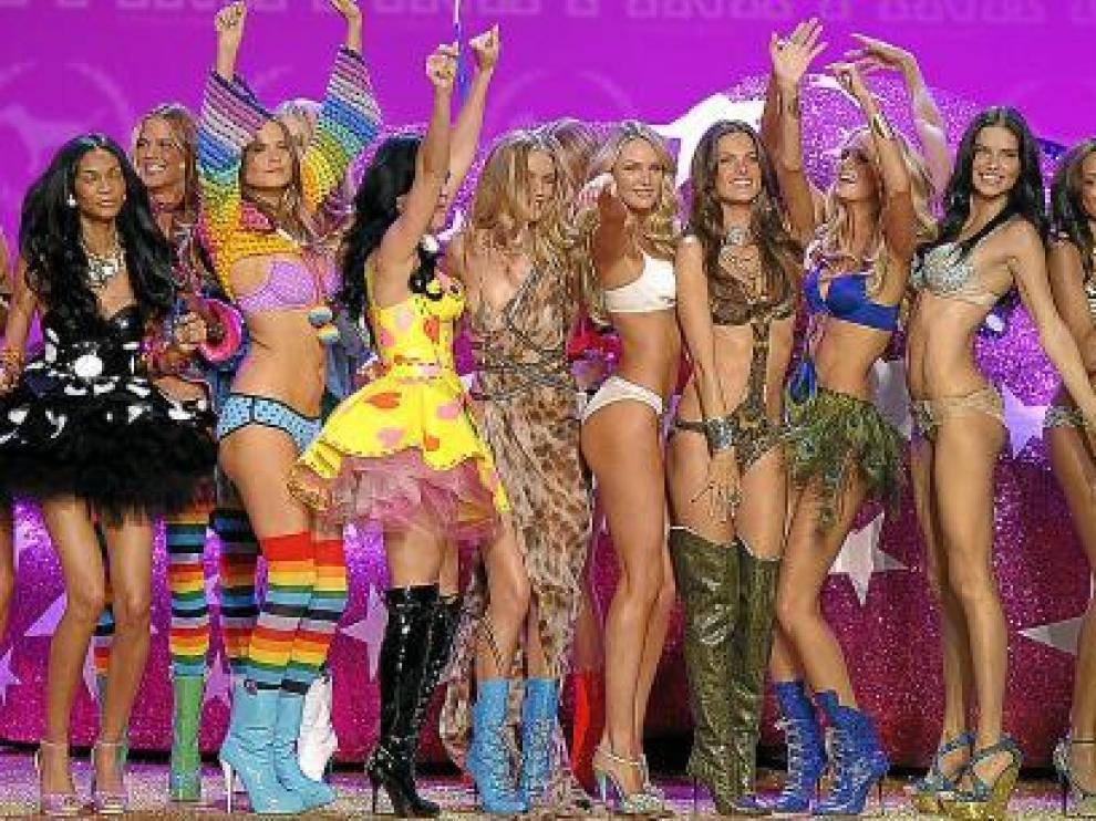 Victoria's Secret: ha pasado un ángel