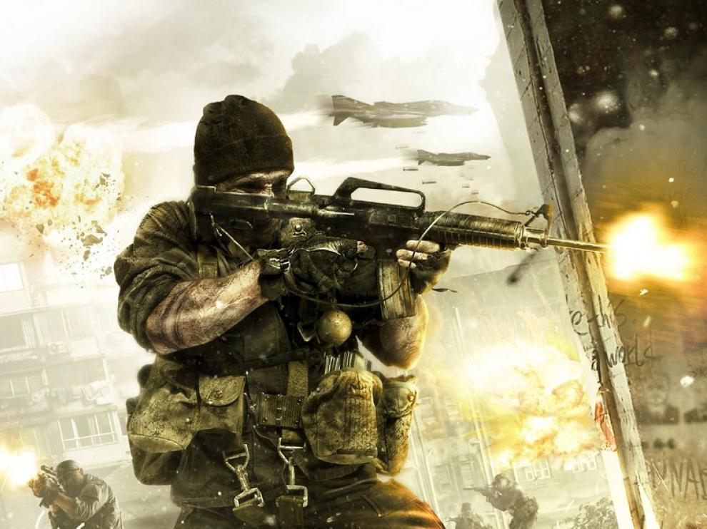 Una imagen del videojuego 'Call of Duty: Blacks Ops'