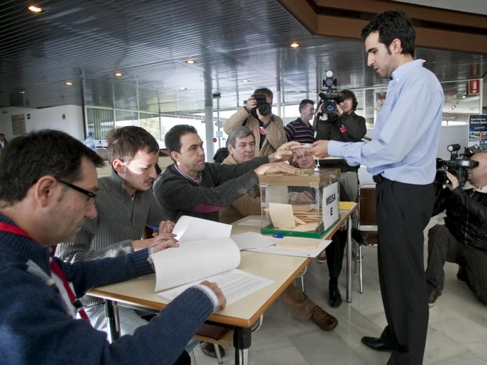 Elecciones sindicales en GM