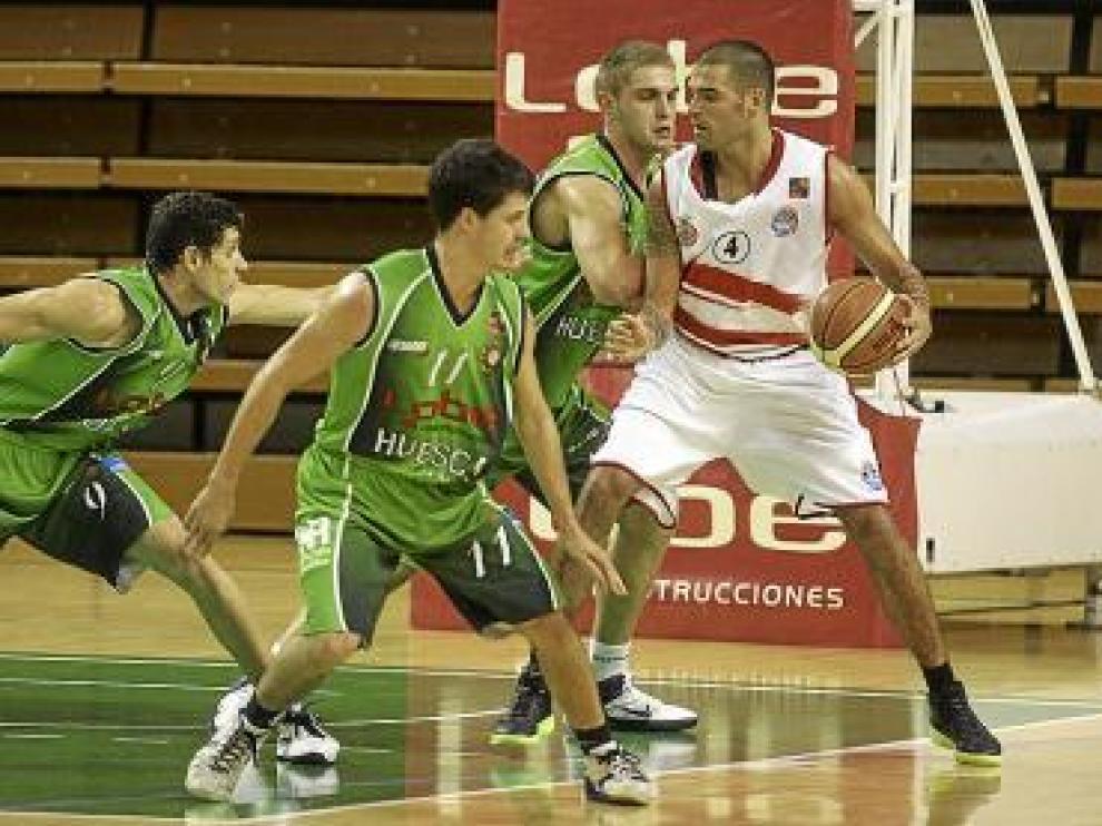 Herrero, en primer término, fue el mejor peñista en Canarias.