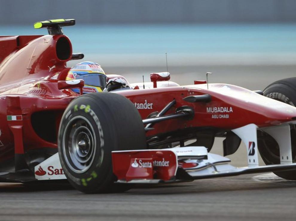Alonso, preparado