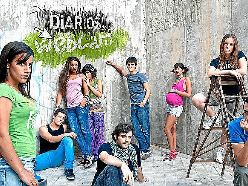 Videoblog de Antena 3, 'Diarios de webcam'