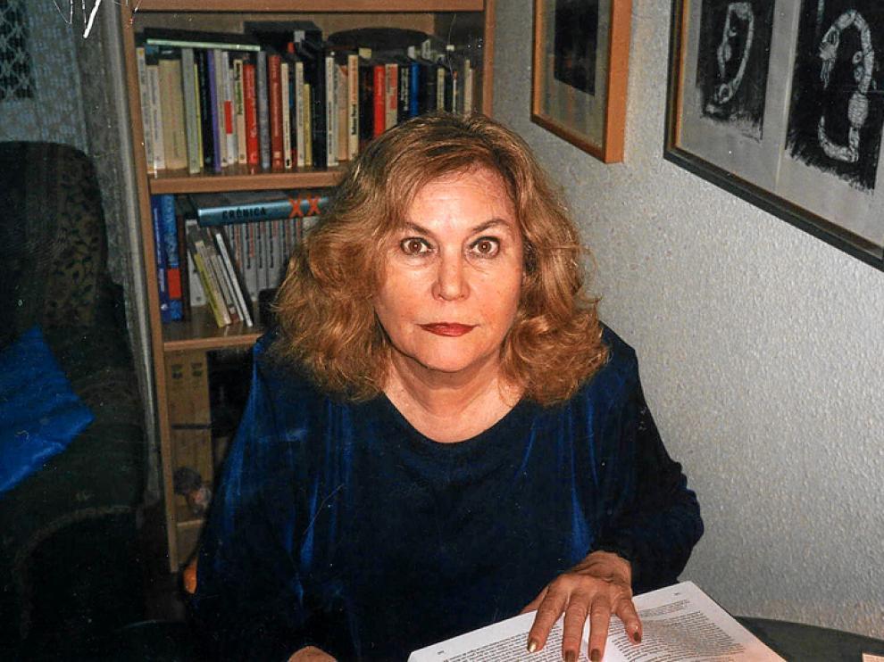 Ana María Navales, fallecida hace algo más de un año, es la autora de ¿Cuentos de Bloomsbury¿.