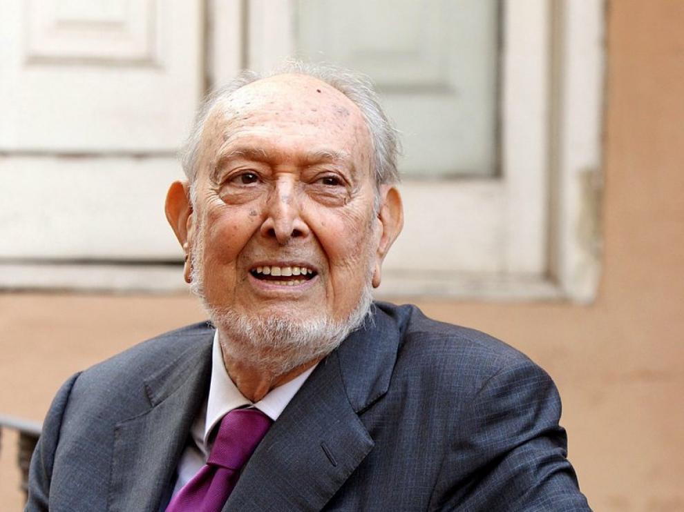 Castellet gana el Premio Nacional de las Letras