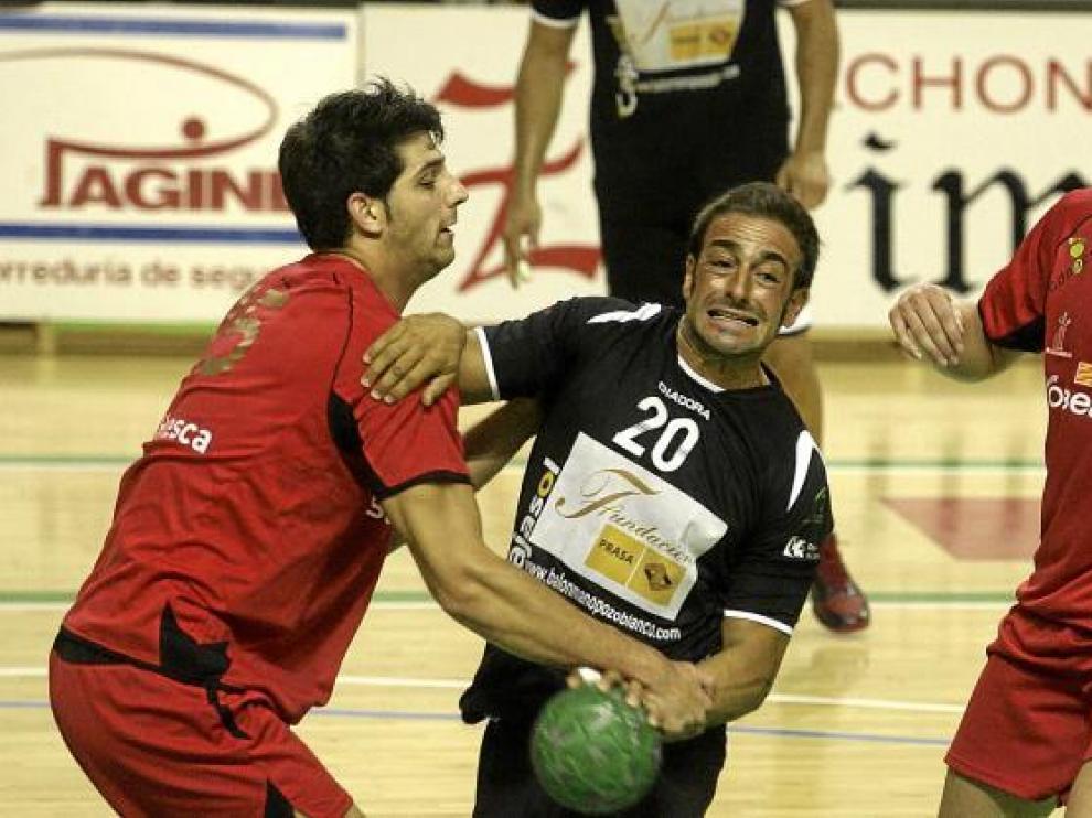 El Obearagón Huesca persigue en Aranda de Duero el octavo triunfo de la temporada.