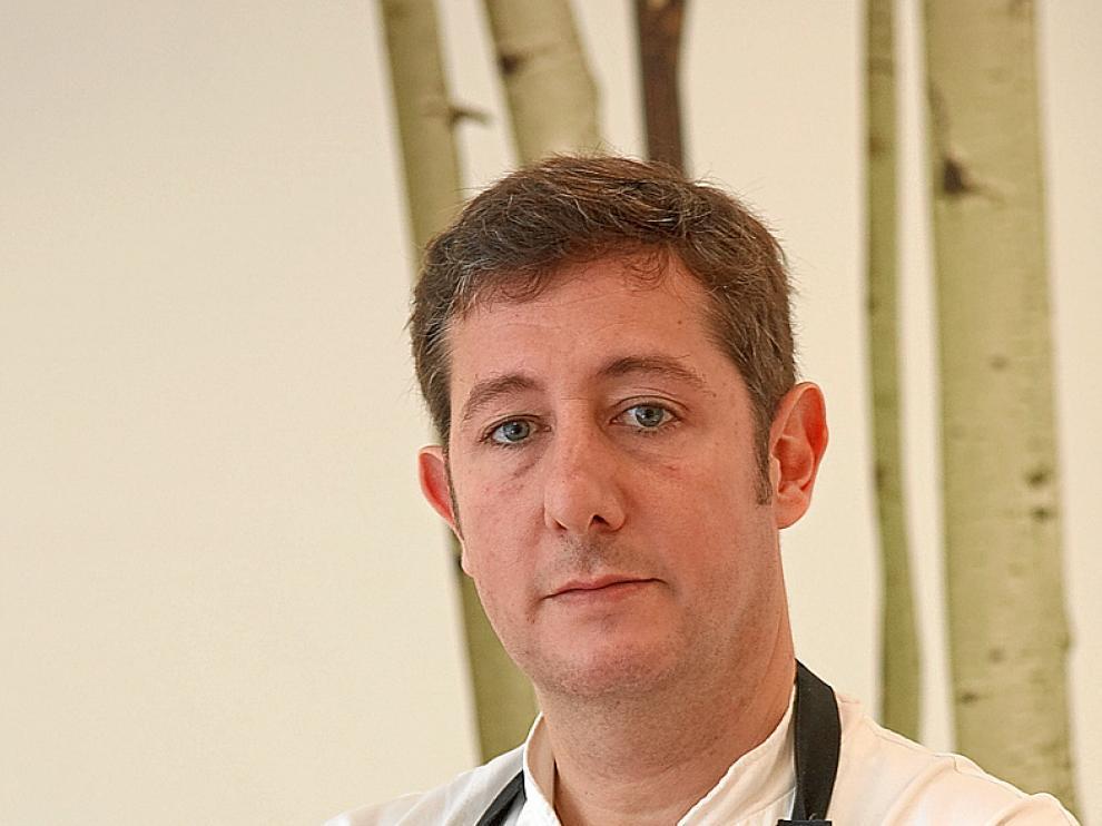 Josechu Corella, chef y director del Bal d¿Onsera.