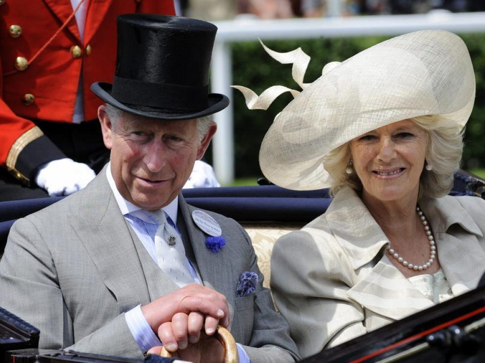 Carlos de Inglaterra y Camilla Parker Bowles