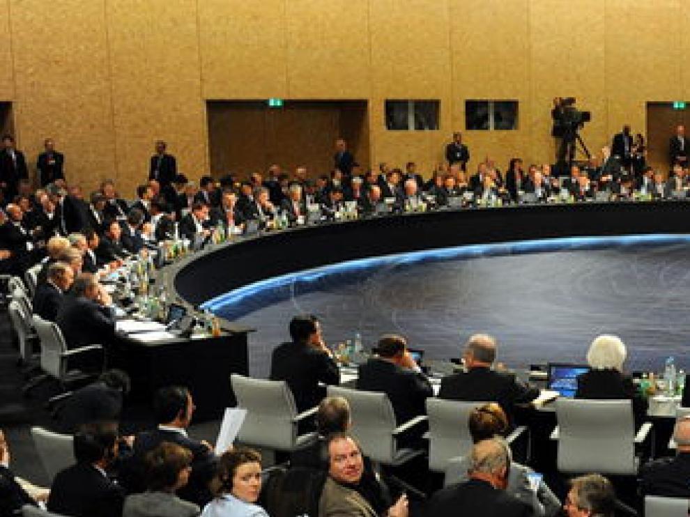 Cumbre de la OTAN en Lisboa