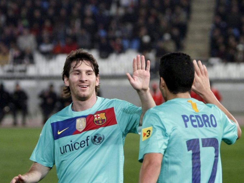 Messi ha tenido mucho que celebrar