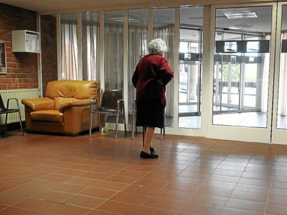 La residencia 'Javalambre' -en la foto- tiene capacidad para acoger 500 ancianos.