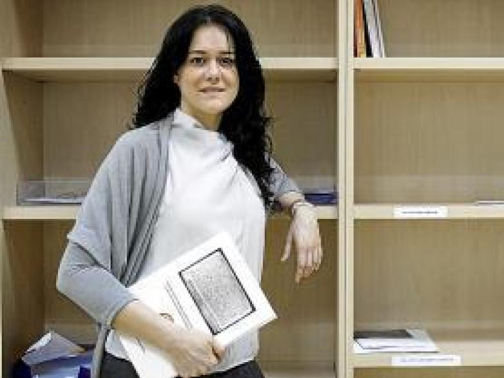 Maite Moret es profesora de catalán.
