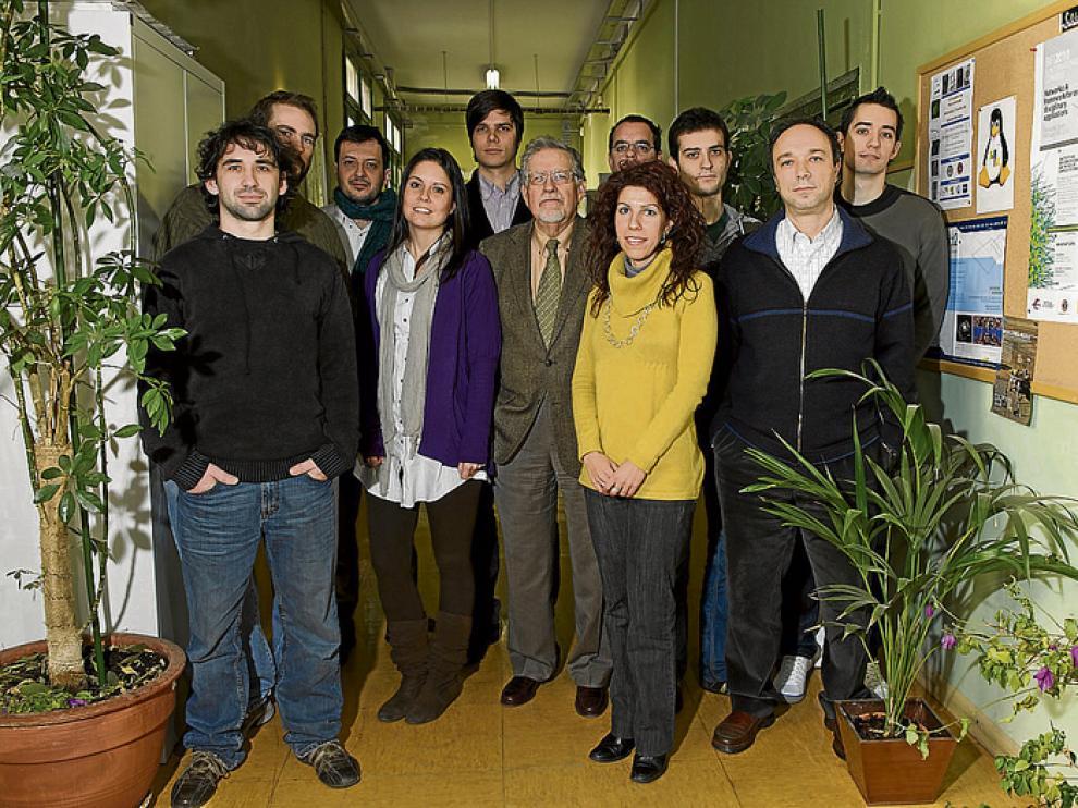 Un grupo del Instituto BiFi creó la plataforma Ibercivis, en la que los ciudadanos ceden capacidad de cálculo de sus ordenadores para la ciencia