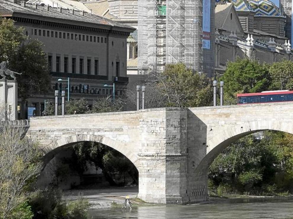 Imagen del Puente de Piedra