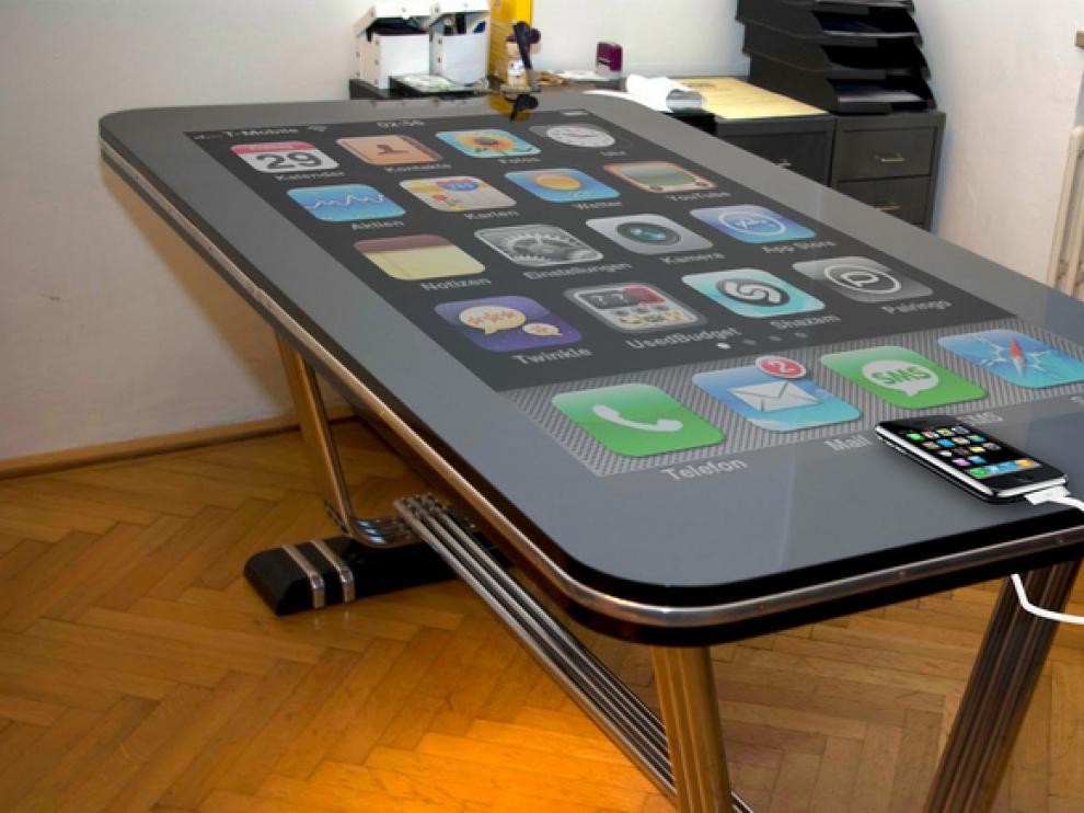 Table Connect, un gadget crecidito