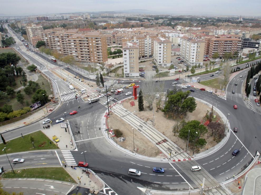 Imagen de Vía Ibérica el pasado día 19.