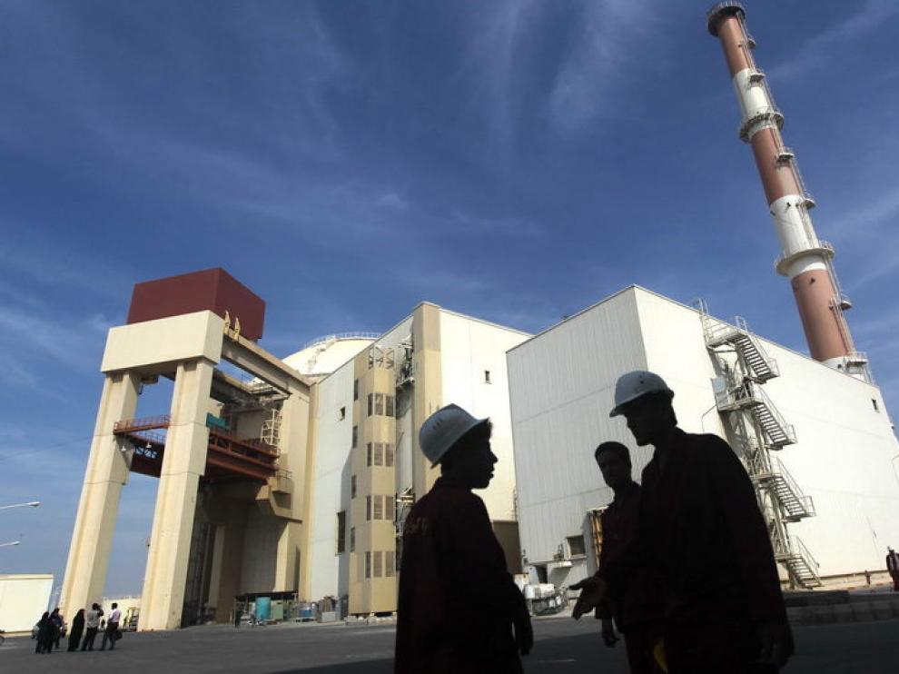 La central de Bushehr entra en funcionamiento