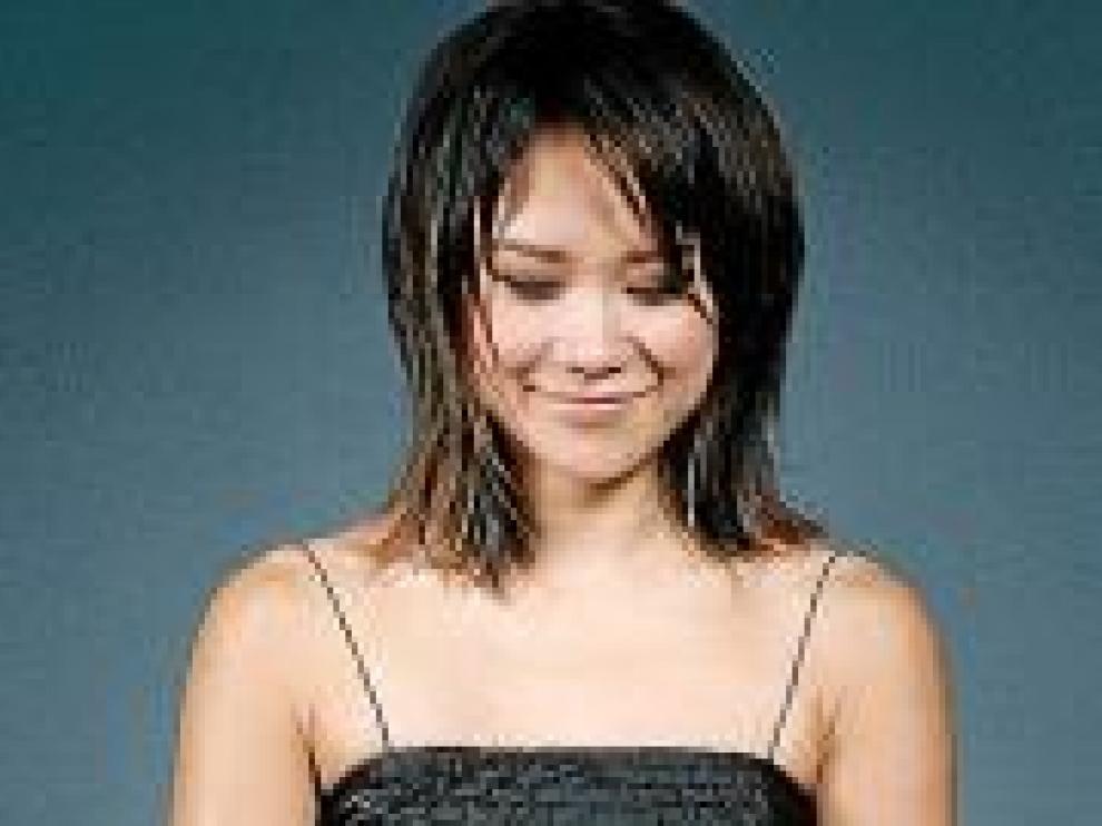 Yuja Wang.