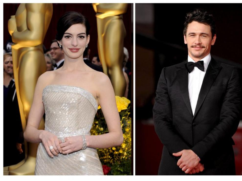 Hathaway y Franco.