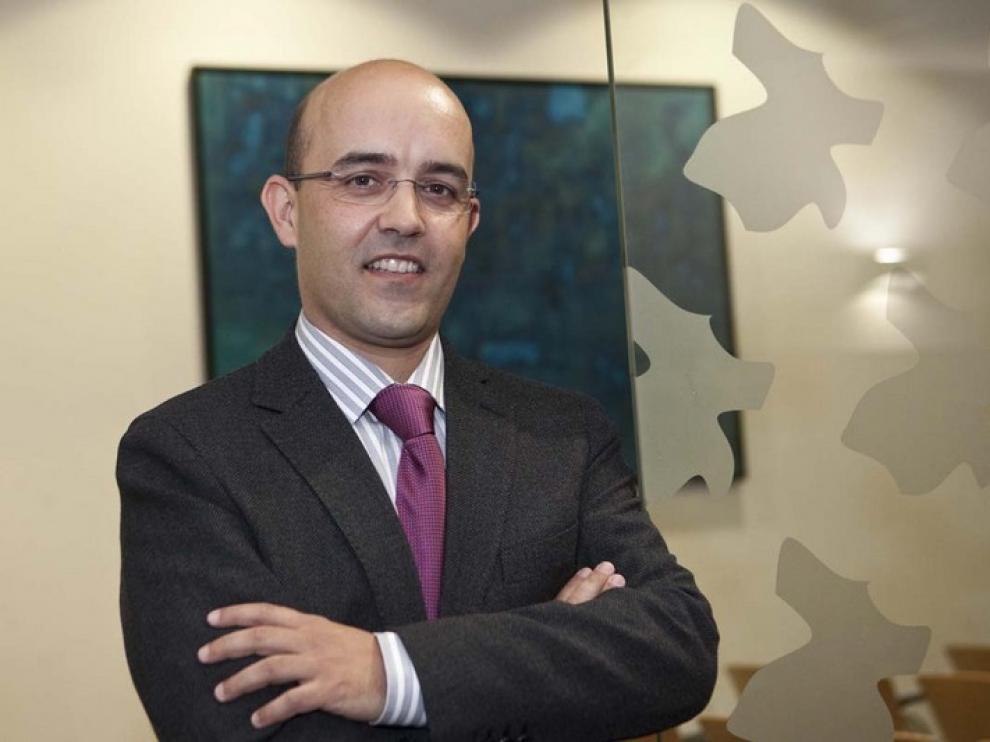 Andrés García Montero, coordinador técnico del Banco Nacional de ADN
