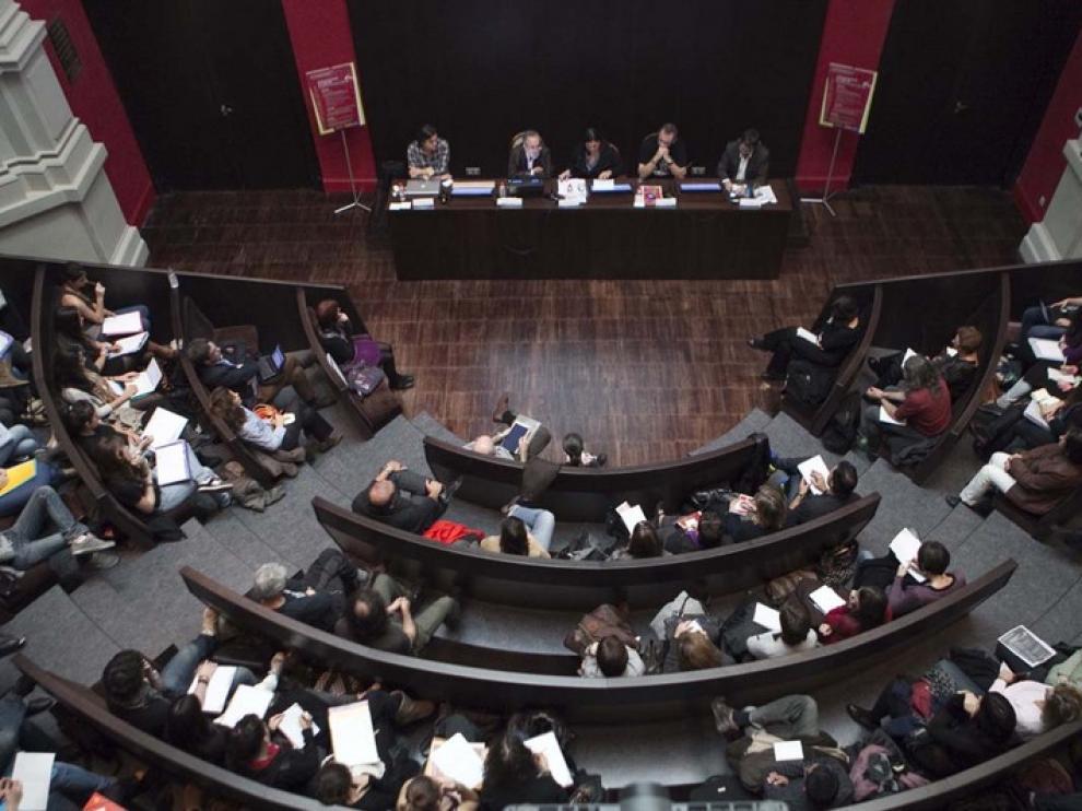 El Paraninfo de la Universidad de Zaragoza acogió la III Jornada de Divulgación de la Ciencia