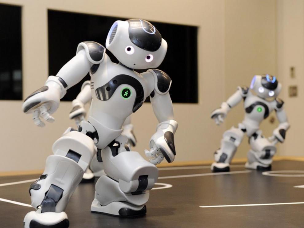 La principal misión de los robots NAO será servir de compañía a niños en hospitales durante 24 horas, por eso necesitan movimiento, emociones y energía