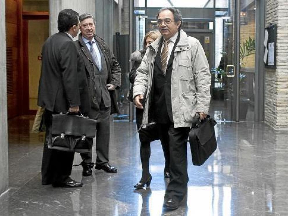 El presidente de la Cámara de Cuentas, Antonio Laguarta