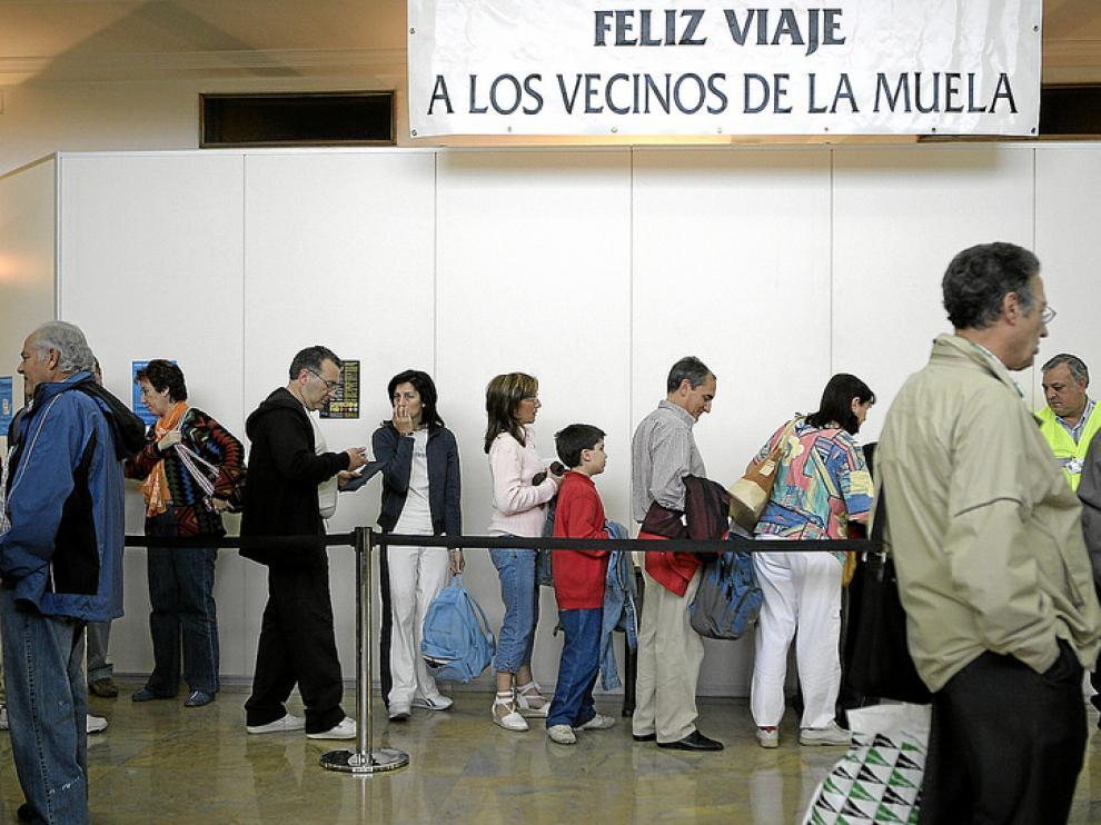 El Ayuntamiento fletó vuelos a República Dominicana, México, Brasil y Argentina.