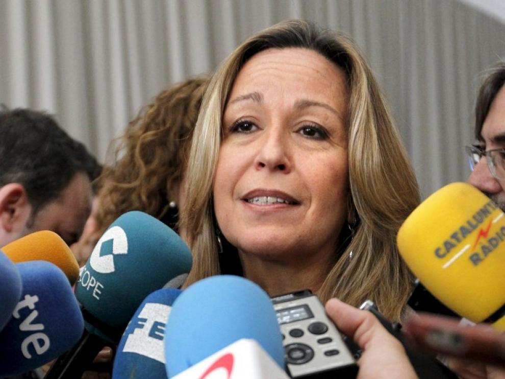 La nueva ministra de Asuntos Exteriores, Trinidad Jiménez