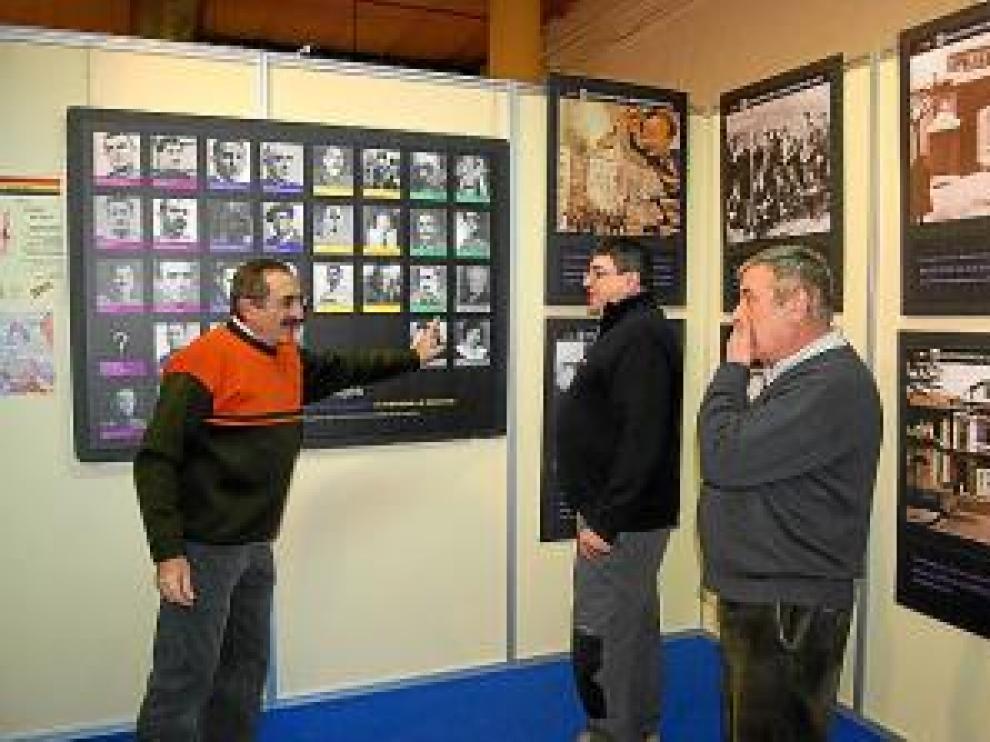 Exposición sobre la Sublevación de Jaca.