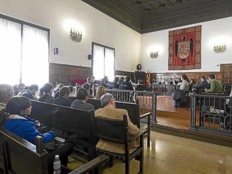 Un Tribunal Popular juzgó en noviembre al asesino del camionero andaluz José María Justicia.