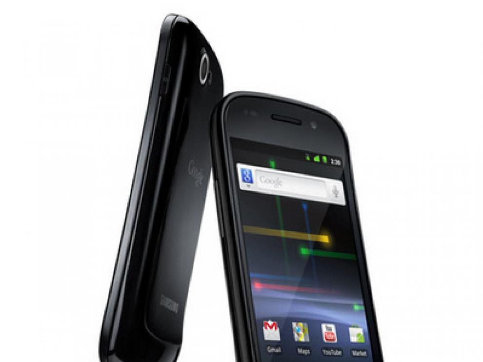 Google lanza su nuevo teléfono móvil Nexus S