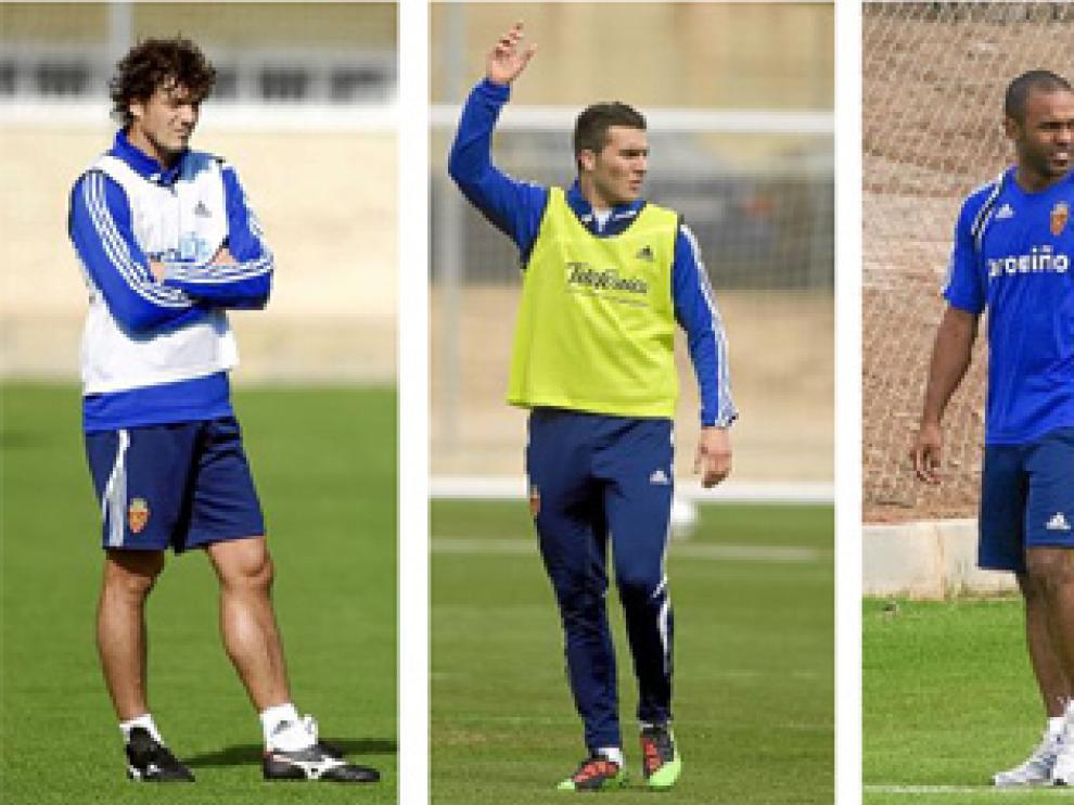 Contini, Obradovic, Sinama-Pongolle y Herrera