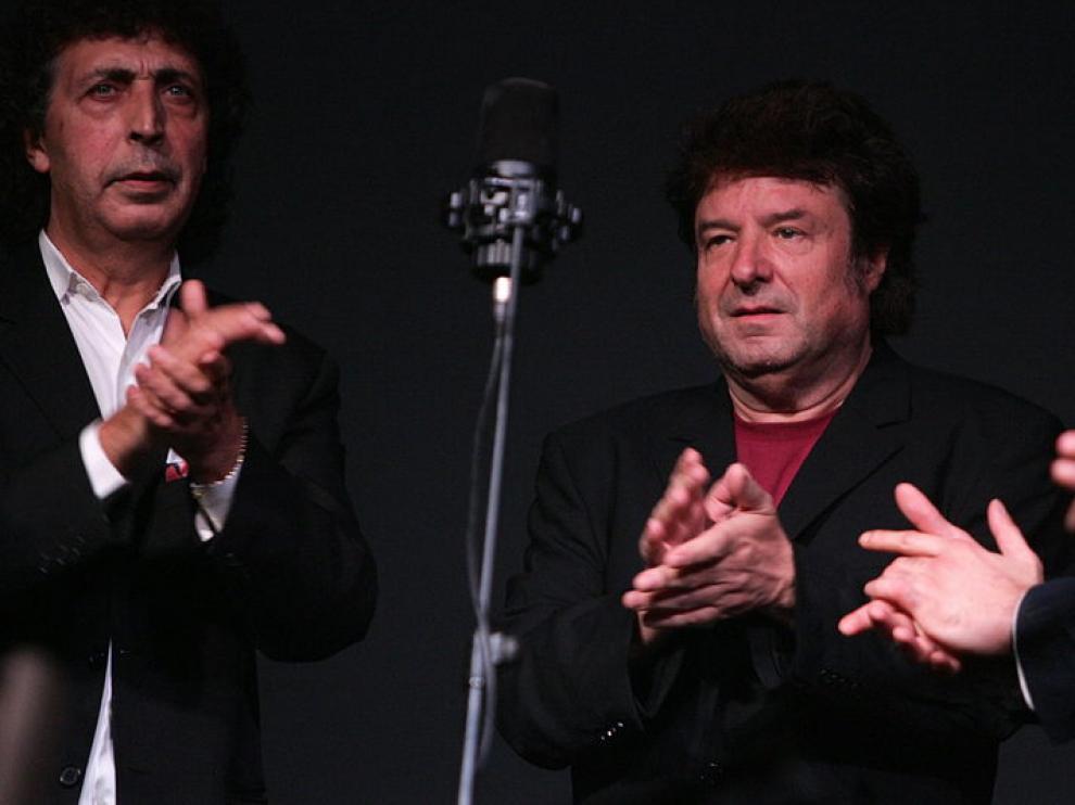 Concierto de Morente en el festival Periferias de Huesca