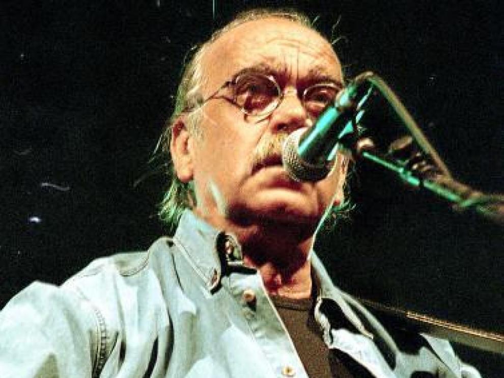 José Antonio Labordeta.