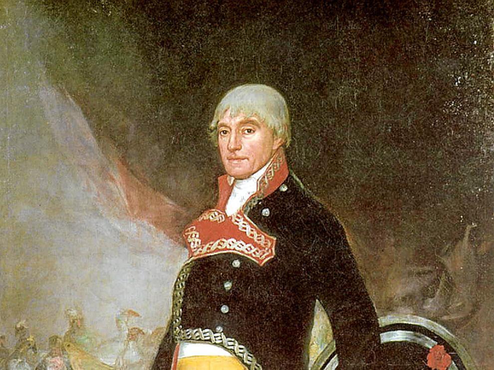 José Nicolás de Azara.