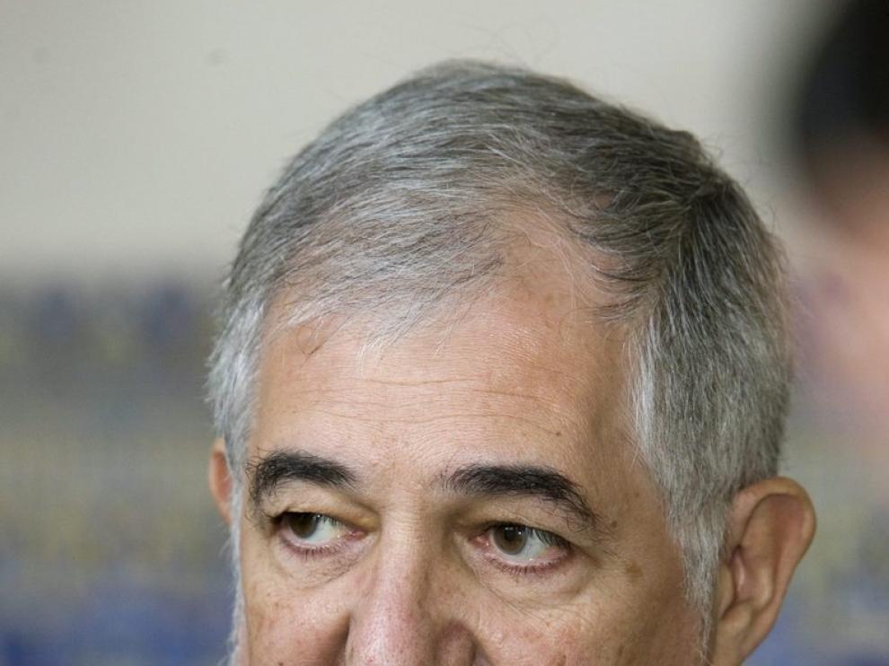 El fiscal general del Estado, Cándido Conde-Pumpido, en una imagen de archivo