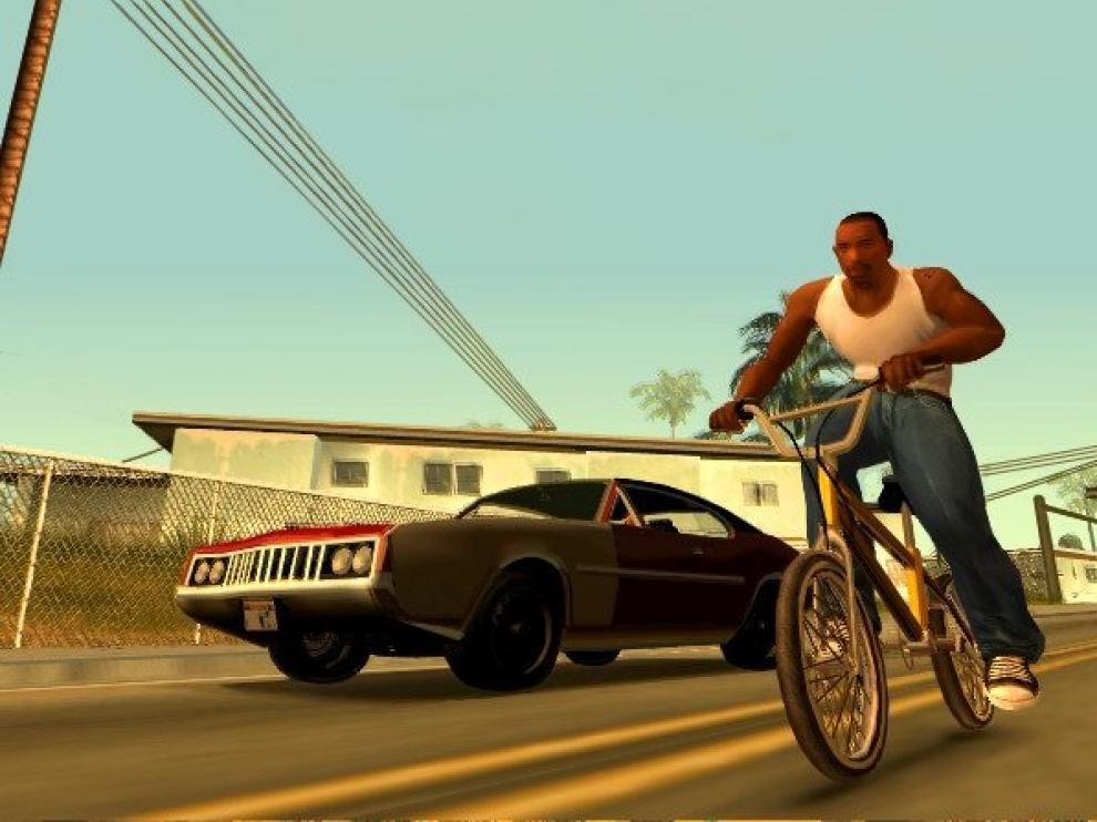 Imagen del videojuego.