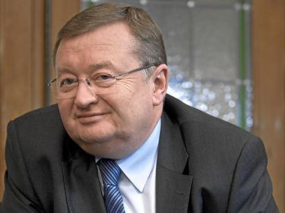 El embajador de Rusia en España, Alexander Kuznetsov.