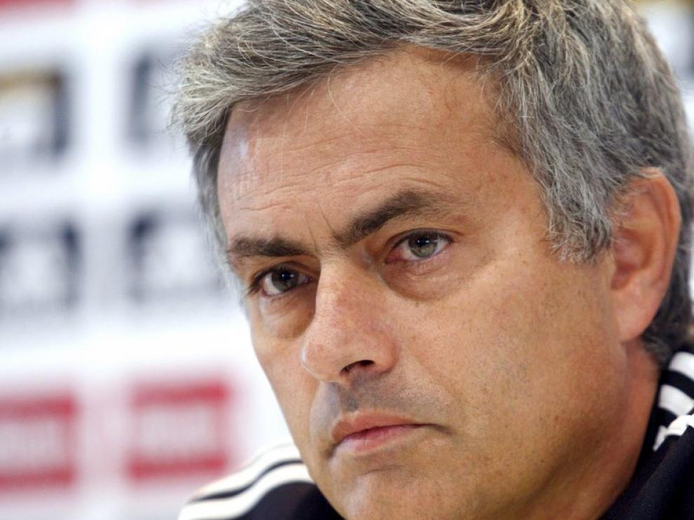 José Mourinho en una imagen de archivo