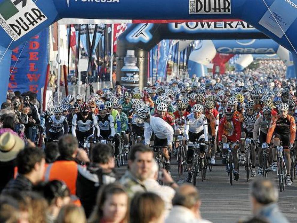 El martes se sorteará la lista de preinscritos para las dos cicloturistas.