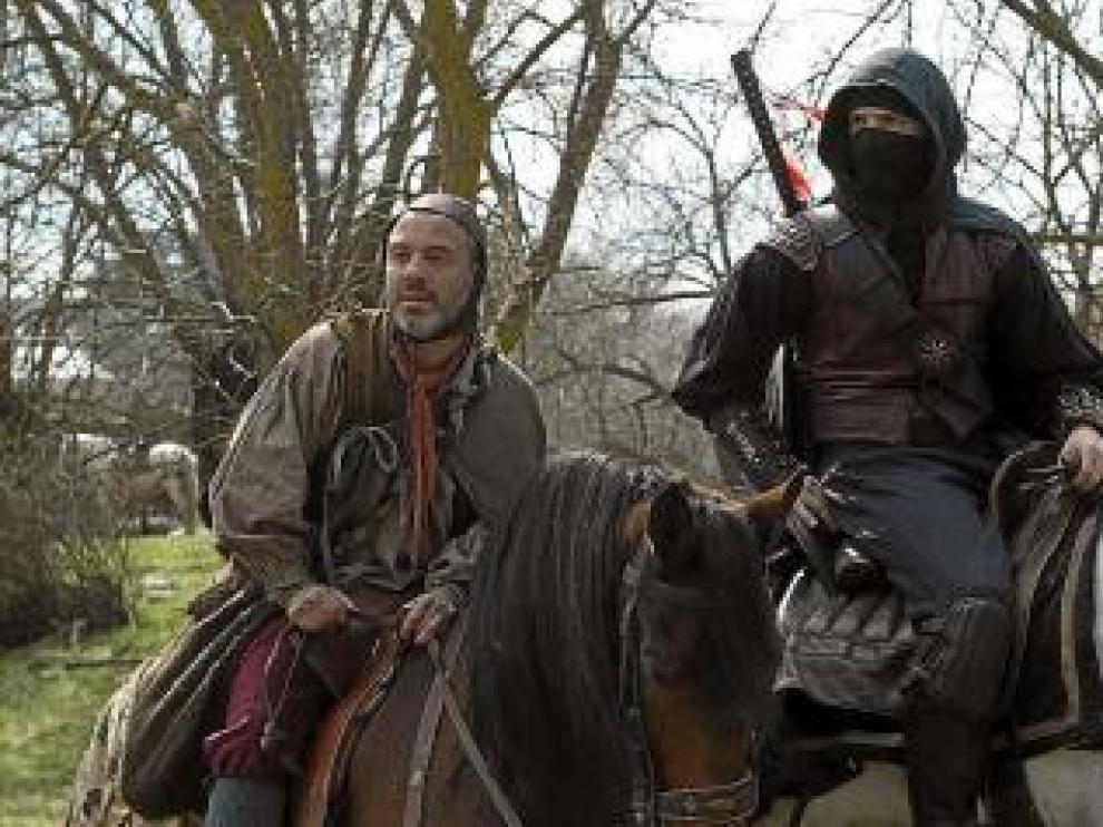 'Águila roja' es la serie más vista de la televisión.