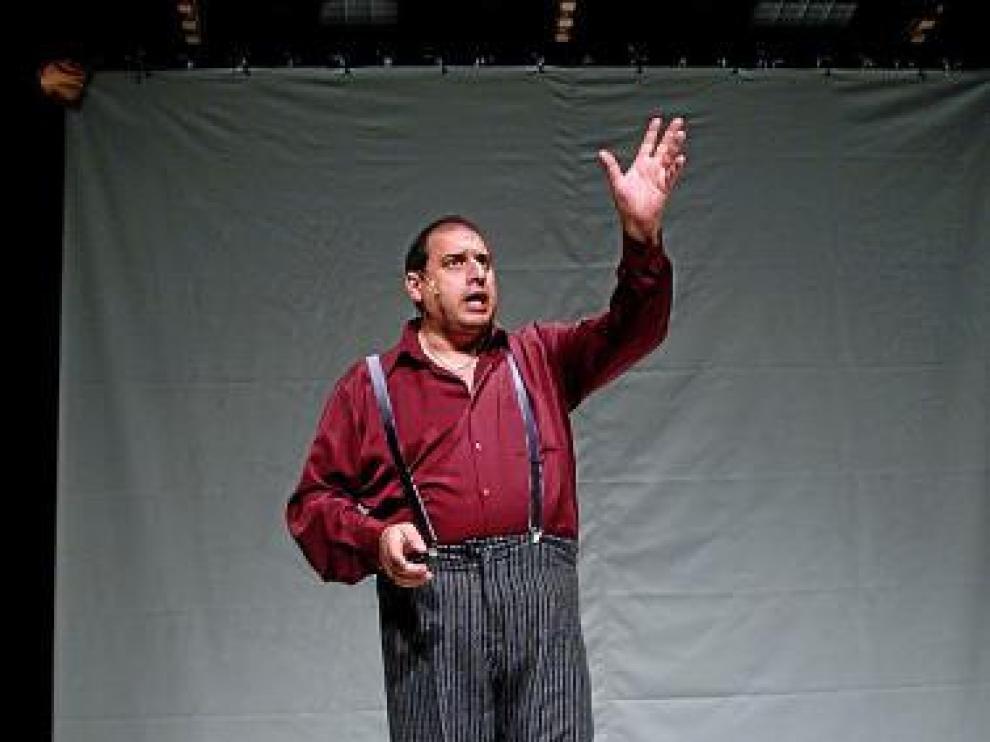 Alessandro Rosteni, en una actuación en Milán.
