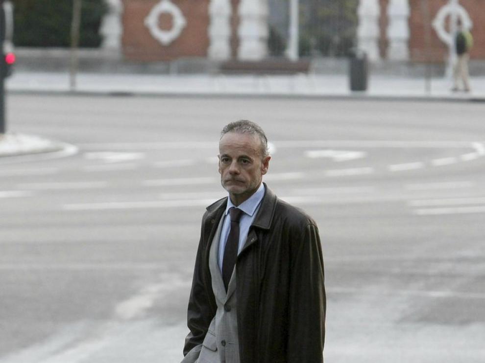 Julián Pérez Templado, abogado de Eufemiano Fuentes